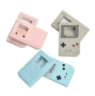 Mordedera Game Boy (Gris)