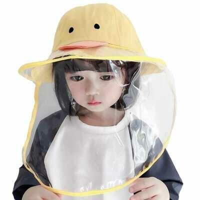Sombrero Protector Patito (Algodón)