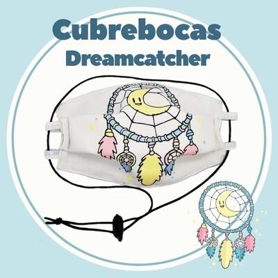 Cubrebocas Plegable Dreamcatcher