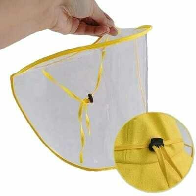 Careta Protectora Unitalla para Sombreros / Infantil
