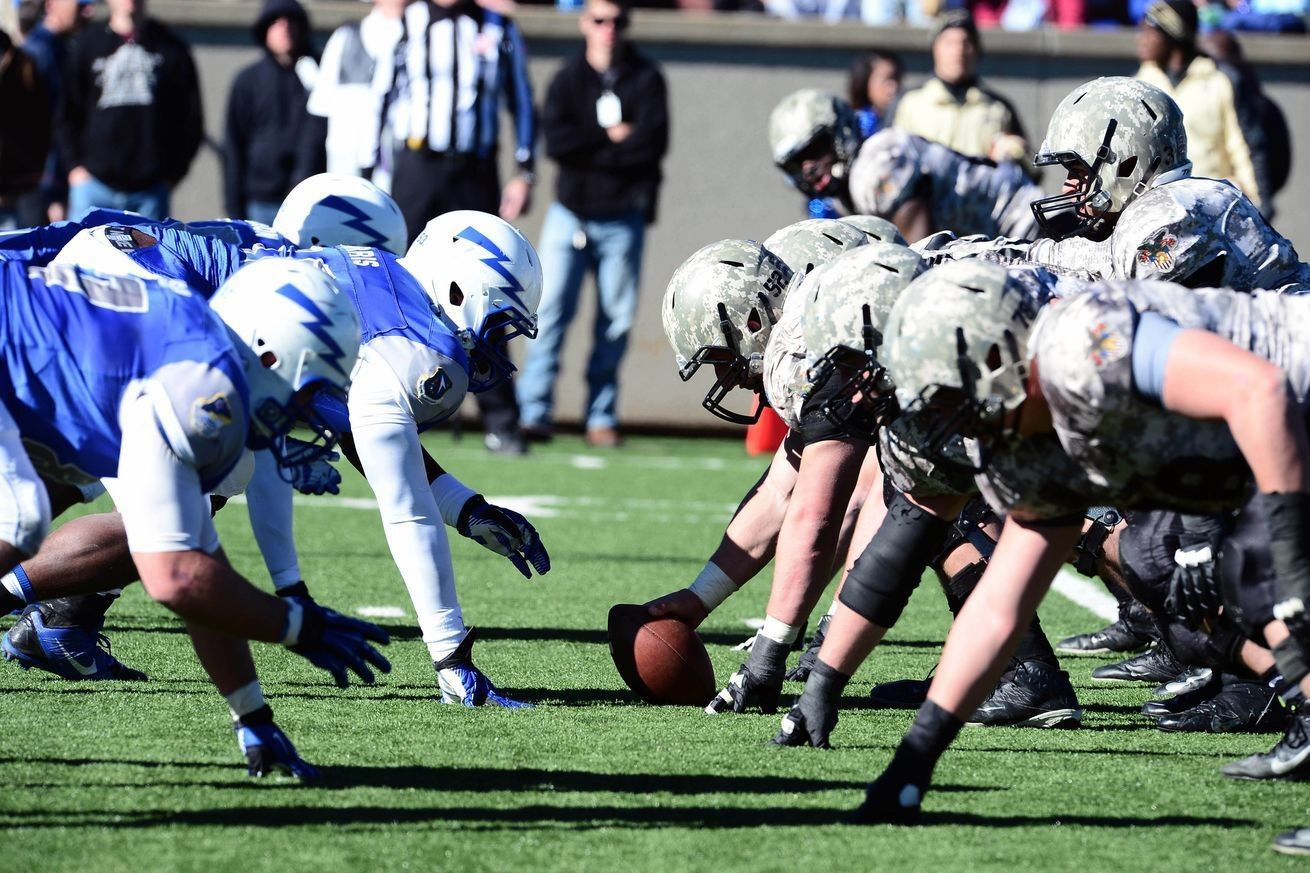 Army/Air Force tailgate and football game at $125 per person