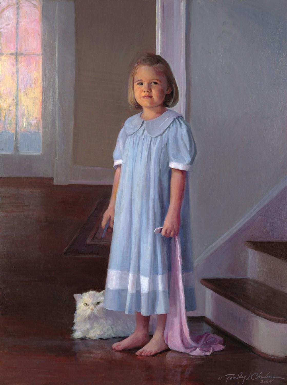Children's Portrait, Full-figure