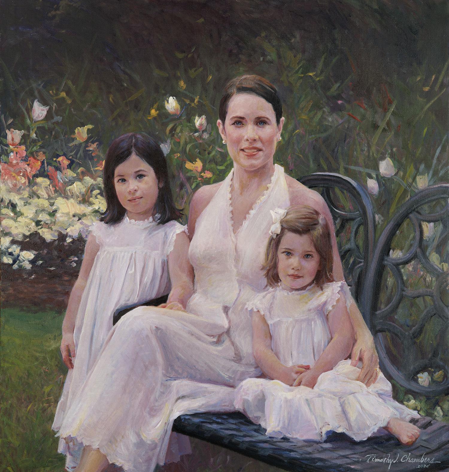 Family Portrait- Parents & Children GRP-Family