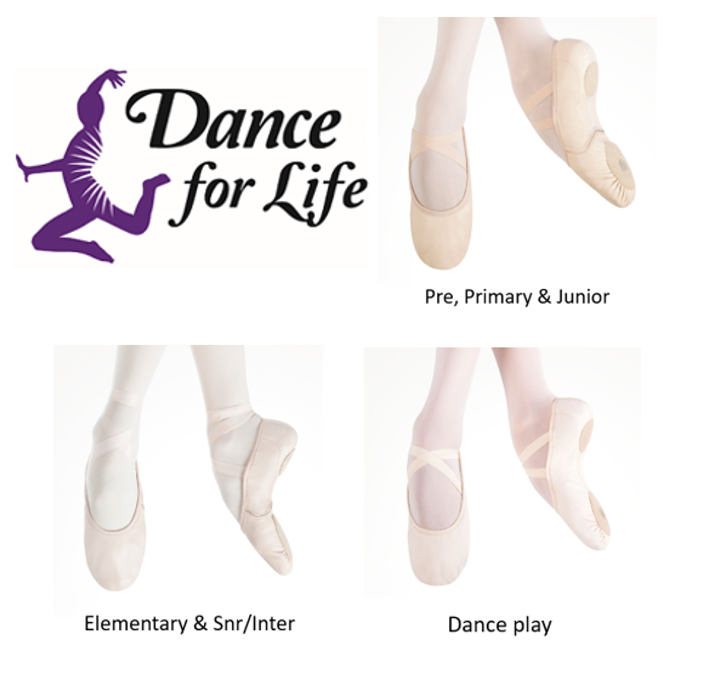 Ballet Shoes - Prices starting @ Ballet