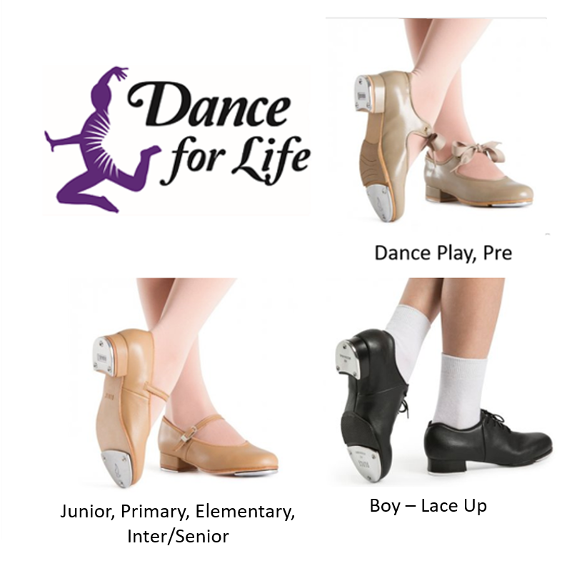 Tap Shoes - Prices starting @ Tap