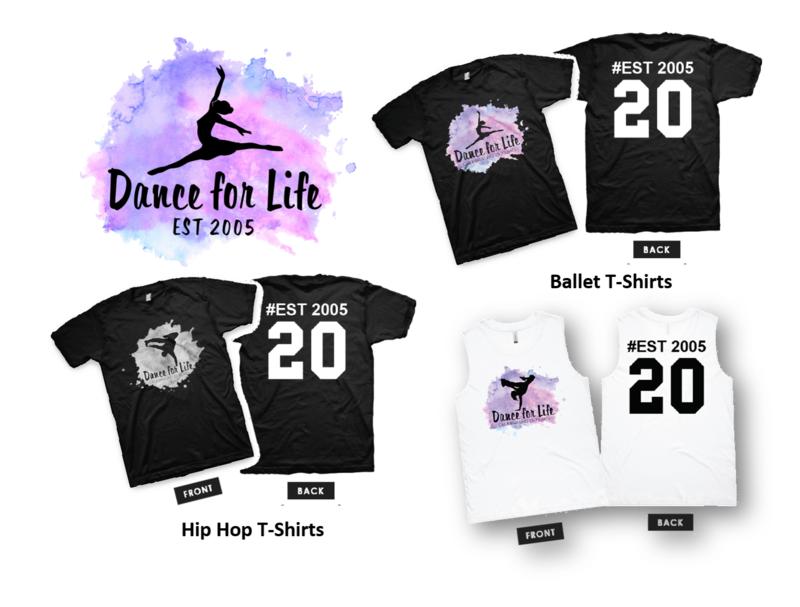 DfL Clothing - Prices starting @
