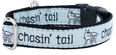 2 HOUNDS TED CDMD CHASIN TAIL COLLAR MEDIUM