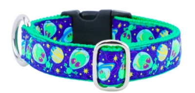 2  HOUNDS EXTRATERRESTRIAL COLLAR XTRA SMALL SMALL