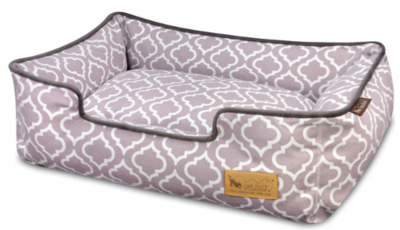 PLAY MOROCCAN LOUNGE BED GREY MED