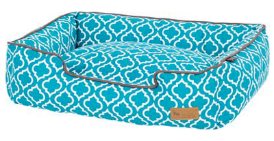PLAY MOROCCAN LOUNGE BED TEAL LARGE