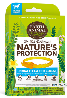 EARTH ANIMAL HERBAL FLEA AND TICK COLLAR SMALL