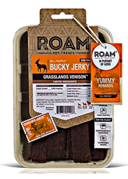 ROAM BUCKY JERKY TREAT 5 OZ