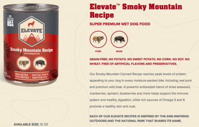 ELEVATE SINGLE CAN