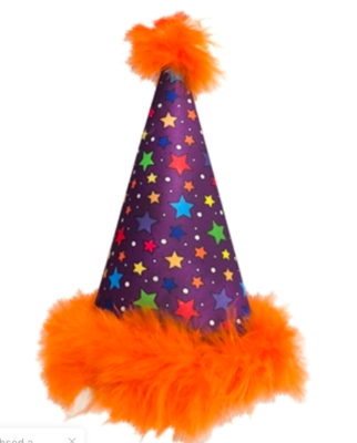 HUXLEY & KENT PARTY TIME  CIRCUS STARS- SMALL