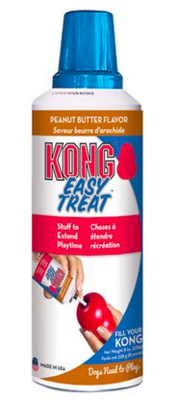KONG EASY TREAT PEANUT BUTTER FILL YOUR KONG