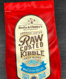 STELLA AND CHEWY RAWE COATED KIBBLE GF DUCK RECIPE 3.5 LB