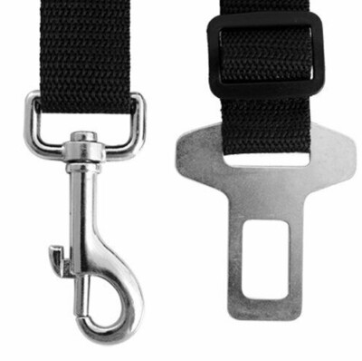 THE DOGGIE STORE OUTLET SEATBELT ADJUSTABLE CLIP IN