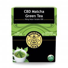 Buddha Tea Matcha