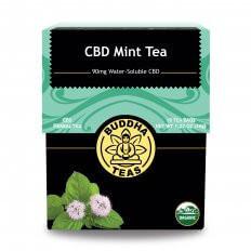 Buddha CBD Tea Mint