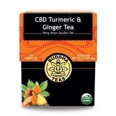 Buddha CBD Tea Turmeric Ginger
