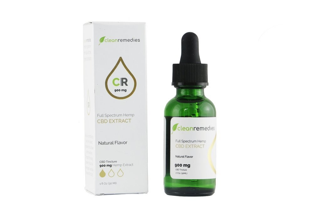 Clean Remedies Drops 900