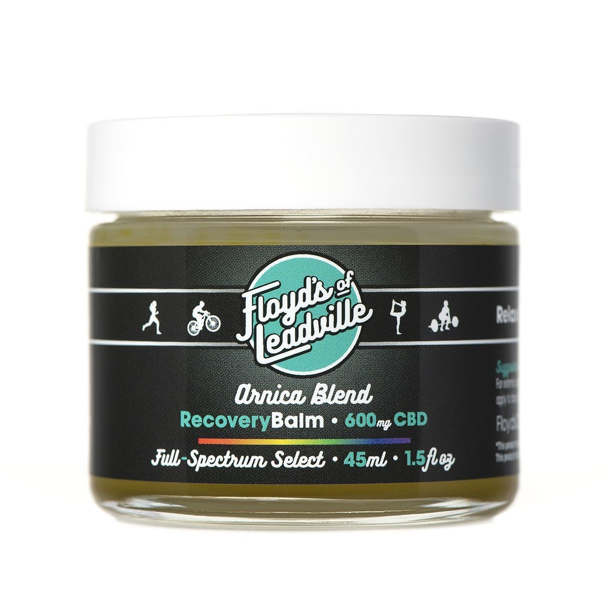 Floyd of Leadville CBD Recovery Balm with Arnica 600mg