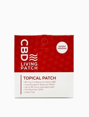 CBD Living Patch - 60MG CBD