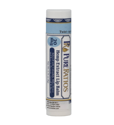 Pure Ratios CBD Lip Balm