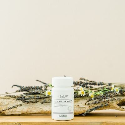 Sagely Naturals Tranquility Pills
