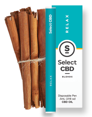 Select  Inhaler - Cinnamon