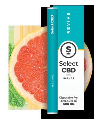 Select Inhaler -Grapefruit
