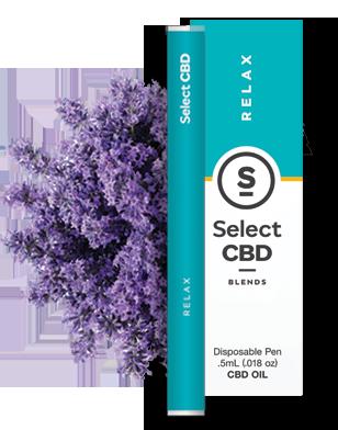 Select  Inhaler - Lavender