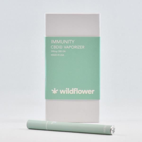 Wildflower Immunity Inhaler