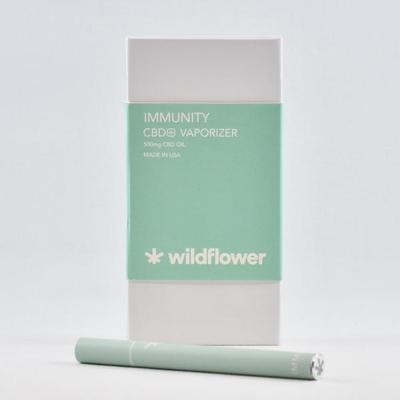 Wildflower Immunity Inhaler