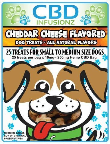 Infusionz Dog Treats