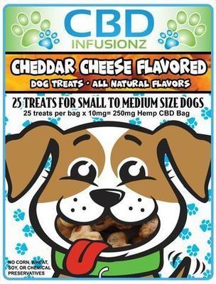 Infusionz CBD Dog Treats