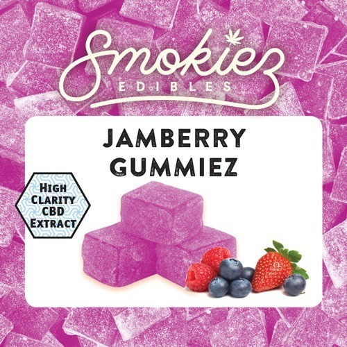 Smokiez CBD Oil Gummies 250MG CBD