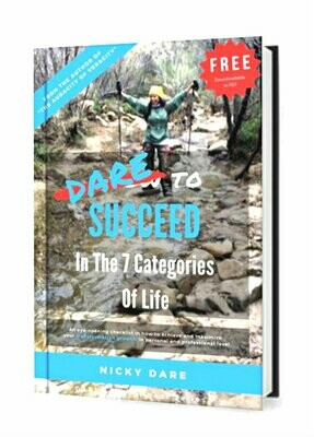 Checklist | DARE To Succeed In The 7 Categories Of Life