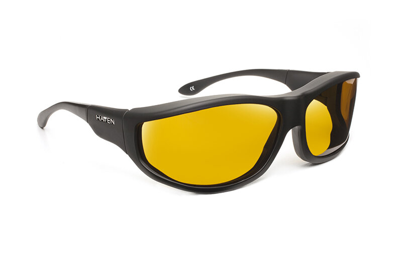Haven Malloy - Black/Yellow - Med./Large