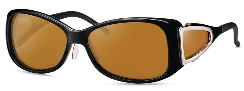 WellnessPROTECT Eyewear - Small Black Frame