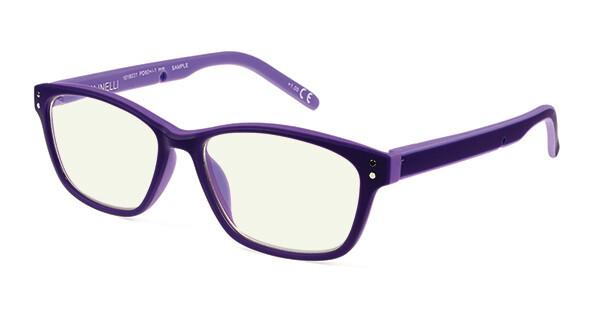 Polinelli Reader - Purple