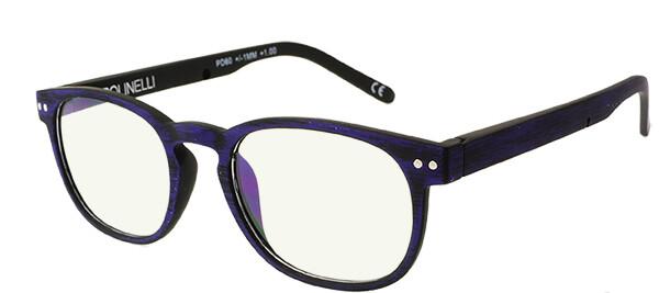 Polinelli Reader - Purple/Black