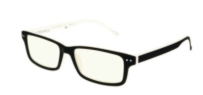 Polinelli Reader - Black/White
