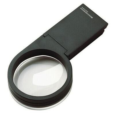 Visoflex Hand Stand Pocket Magnifier - 2.5x