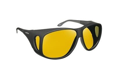 Haven Banyan - Black/Yellow - XL