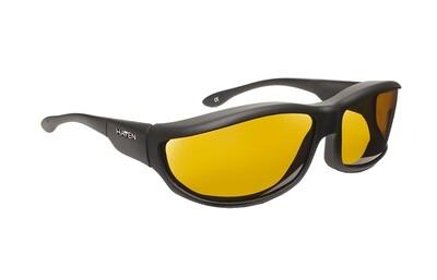 Haven Hunter - Black/Yellow - Large