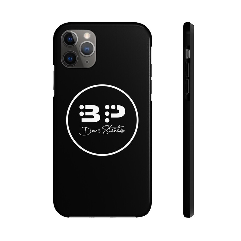 The Blind Poet Case Mate Tough Phone Cases