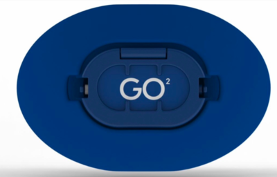 GO2 DEVICE FOR FOOTBALL WITH LIP GUARD 00008