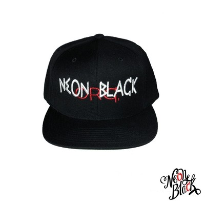 Black on Black - Neon Black Org