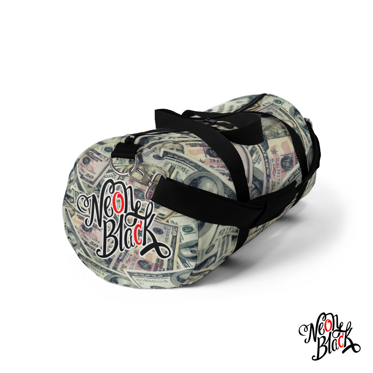 Money Duffle Bag